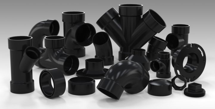 ABS DWV Fittings